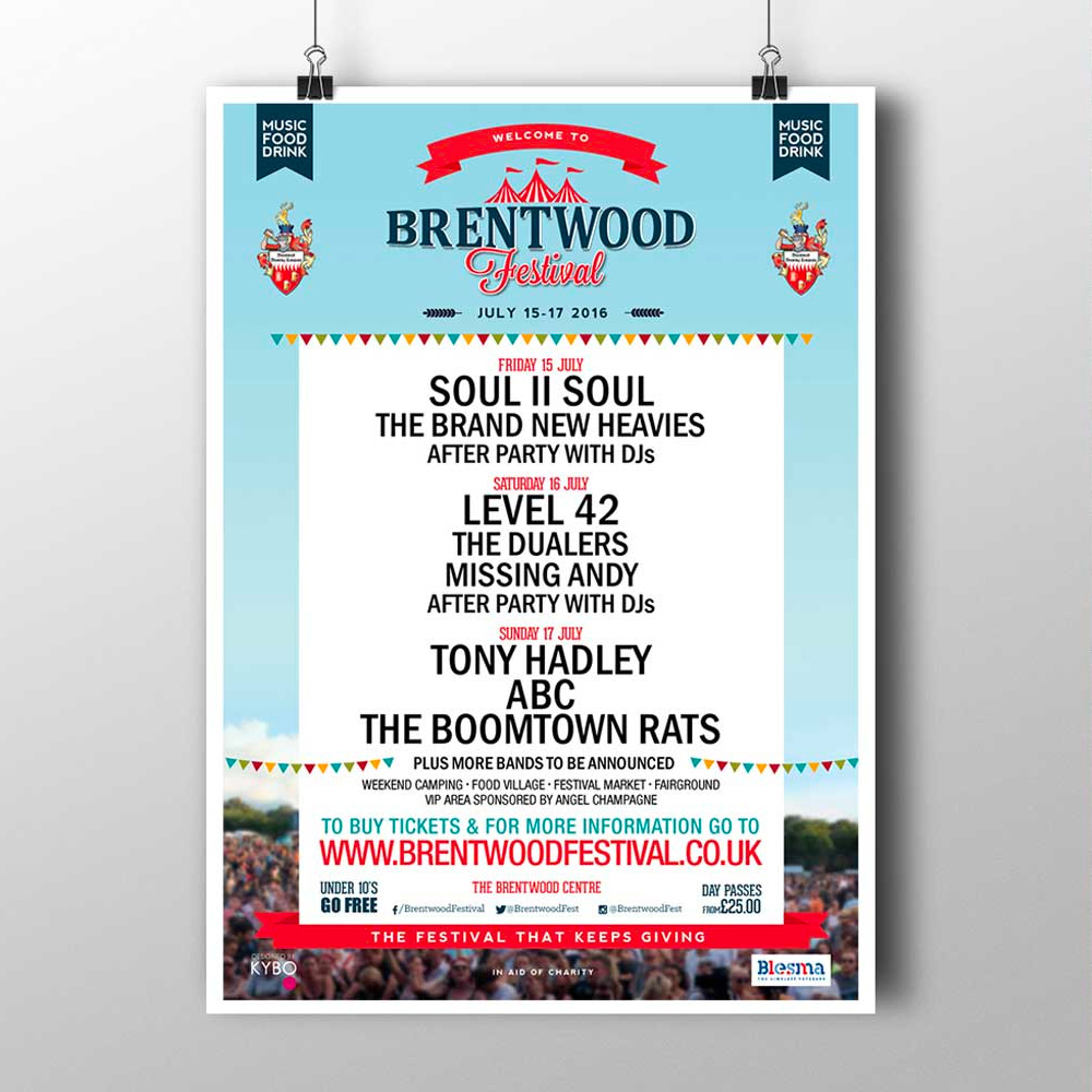 The Brentwood Festival